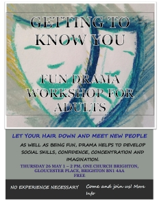 Drama for Adults poster