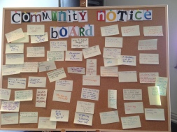 Brighton Festival Community Notice Board