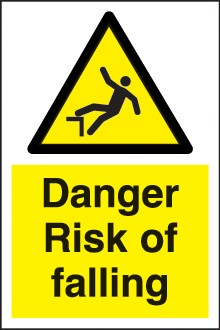 risk of falling picture