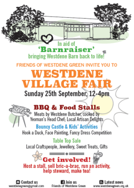 westdene-green-village-fair-poster